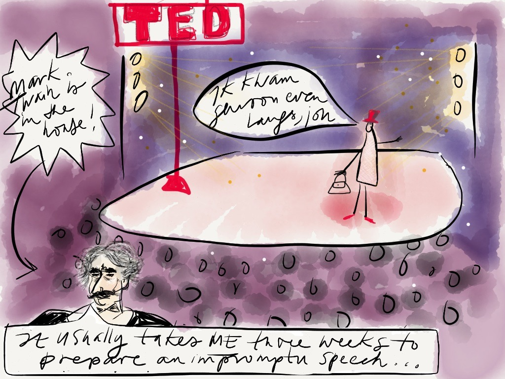 ted syndroom